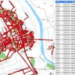 GIS system as a web application
